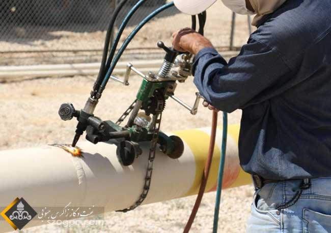 تعمیرات اساسی مراکز تفکیک سه گانه و خطوط لوله جریانی چاه های ناحیه نار 8